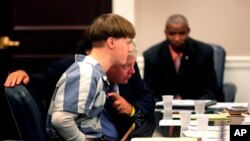 El 11 de enero, un juez federal sentenció formalmente a pena de muerte a Dylann Roof.