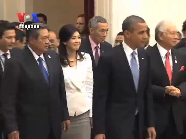 President Obama Urged Prime Minister Hun Sen on Human Rights, Fair Election