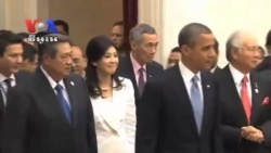 President Obama Urged Prime Minister Hun Sen on Human Rights, Fair Election