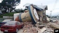 نیوزی لینڈ میں زلزلہ، 65 ہلاک