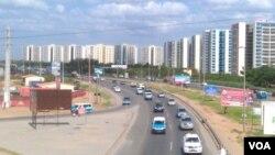 Zango, Luanda. Angola