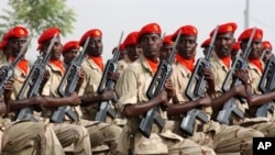 Djibouti's national army