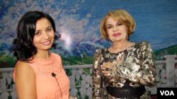 """Muhabbat Shamayeva """"Amerika Ovozi"""" bilan suhbatda, Toshkent, 28-avgust, 2018"""
