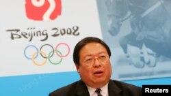 2005年7月8日,香港民政事务局局长何志平在新闻发布会上讲话,宣布2008北京奥运会的马术赛事将在香港举行。