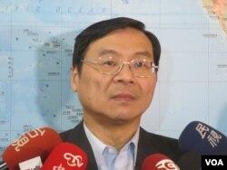 台湾在野党国民党立委在曾铭宗