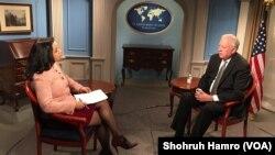 AQSh-Markaziy Osiyo: Davlat katibi muavini bilan suhbat