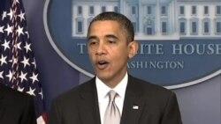 奧巴馬呼籲國會採取措施控制槍支