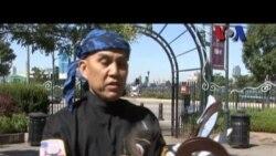 Guru Silat Yana di New York - VOA untuk Dahsyat