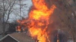 紐約槍手燒毀房屋中驚現屍體