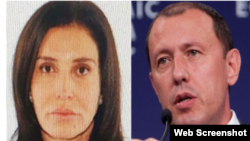 Zamirə Hacıyeva və Cahangir Hacıyev