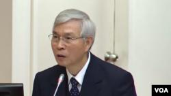 資料照:台灣中央銀行總裁楊金龍