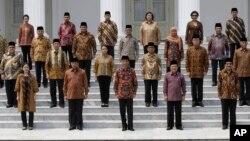Kontras menyesalkan dipilihnya Ryamizard Ryacudu sebagai Menteri Pertahanan dalam kabinet Jokowi-JK (27/10).