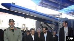 İran daha bir raketini sınaqdan keçirirb