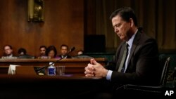 Daarektera FBI James Comey