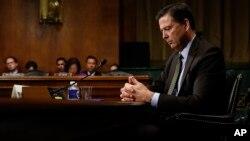 La Casa Blanca informó que se inició la búsqueda de un nuevo Director Permanente del FBI.