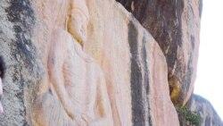 Italian Archeologists Restore Damaged Buddha Statue in Pakistan