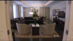 Як день інавгурації Дональда Трампа сприяє на індустрію гостинності у столиці. Відео