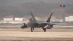 Chiến đấu cơ Mỹ bay tới Hàn Quốc