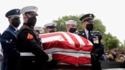 John Lewis, ícono de los derechos civiles, es homenajeado en Washington