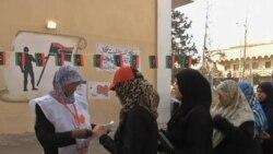 利比亞人準備歷史性選舉