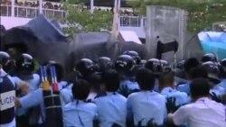 HONG KONG PROTESTS VO