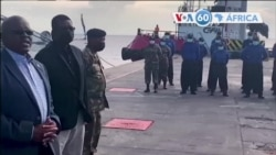 Manchetes africanas 10 Agosto: Presidente do Botswana visita bases em Cabo Delgado