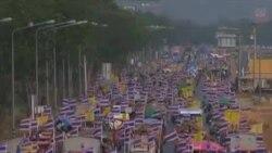 泰国示威看来不会因为经济代价高而缓和