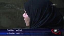 Filistinli Mülteciler Suriye'den Kaçıyor