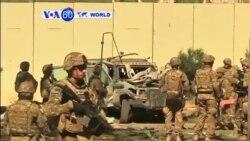 VOA60 Duniya: 'Yan Taliban sun Kashe Sojojin NATO, Afghanistan, Satumba 16, 2014