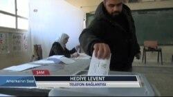 Suriye'de Parlamento Seçimleri Yapıldı