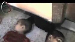 واکنش ایالات متحدۀ امریکا در مورد جریان تحقیقات روی اتهام استفاده ازسلاح کیمیاوی در حملات اخیر سوریه