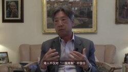 汤家骅:反送中运动突显一国两制的深层次矛盾