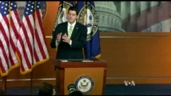 Ryan, Pelosi Address US Syrian Refugee House Bill