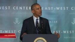 Ông Obama thăm khu bảo tồn biển lớn nhất thế giới