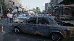 IRAQ VIOLENCE VOSOT