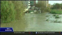 Përmbytje në Shqipëri