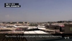 Amnesty Report Calls for More Aid for Afghan Refugees