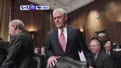 VOA60 America - Trump Nominates Exxon Chief Rex Tillerson for Secretary of State