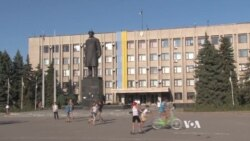 Independence Day in Eastern Ukraine Takes on New Meaning