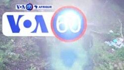 VOA60 Afrique du 20 février 2017