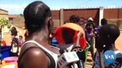 Covid-19: Residentes de Malanje pedem água ao governo