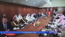 تمرکز نشست صبح کمپ دیوید بر مذاکرات اتمی ایران