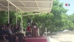 Ayiti: Prezidan Jovenel Moïse Di Pwosè Petro Caribe a Ap Fèt Kanmèm