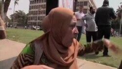 انفجار سه بمب در قاهره