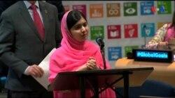 Malala Yusifzai BMT-nin Sülh elçisi adına layiq görülüb