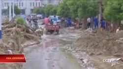 6 người thiệt mạng vì bão mạnh ở Trung Quốc