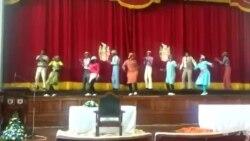 IYASA Entertaining Guests At Civic Honors Event
