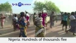 VOA60 Afirka: Sansanin Masu Gudun Hijira a Nigeria, Disamba 5, 2014