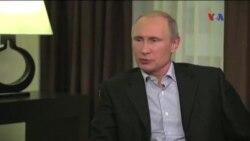 Putinin siyasi profili