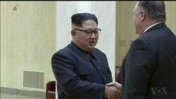 Pompeo Returns to North Korea Thursday